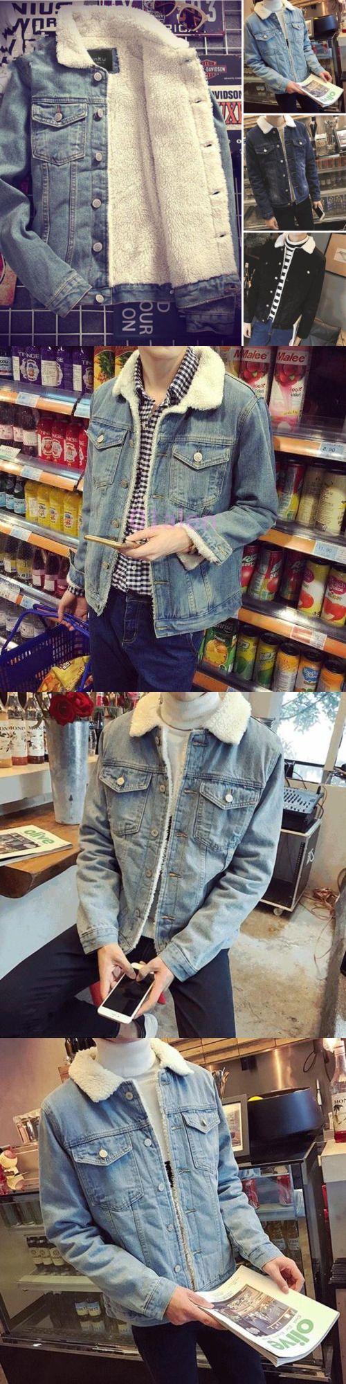 Coats and jackets men s western vintage fleece u coats and