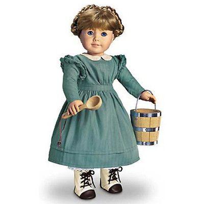 American Girl Doll Molly's retired birthday dress new
