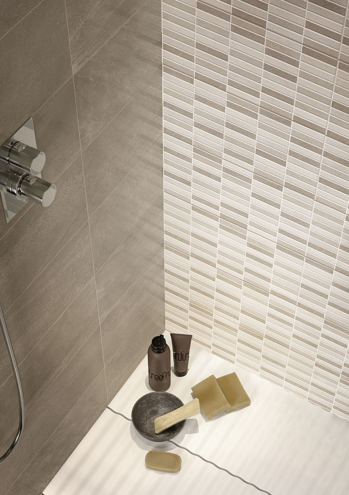 Interiors – Bathroom and kitchen covering | Marazzi | at home ...