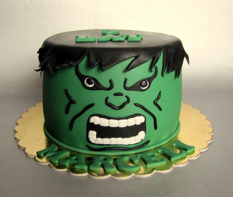 Hulk Smash Super Heroes Cartoon Characters Superhero Party