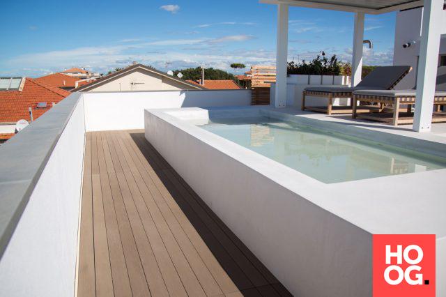 Zwembad Op Dakterras : Luxe dakterras met zwembad veranda ideas outdoor veranda