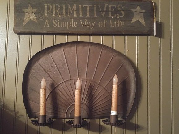 Unique Primitive wall decor in our Primitive Country Shoppe at ...
