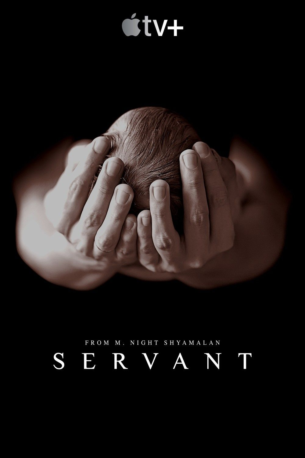 New poster for the new Apple TV and M. Night Shyamalan series SERVANT. |  Servant, Tv, New poster