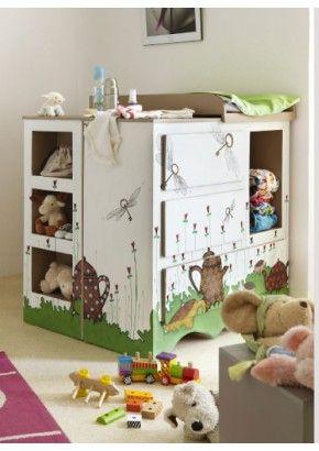 Meubles Deco En Carton 6 Meubles Accessoires Pour La Chambre D Enfant Manceau Guilhermond Meuble Deco Chambre Enfant Mobilier De Salon