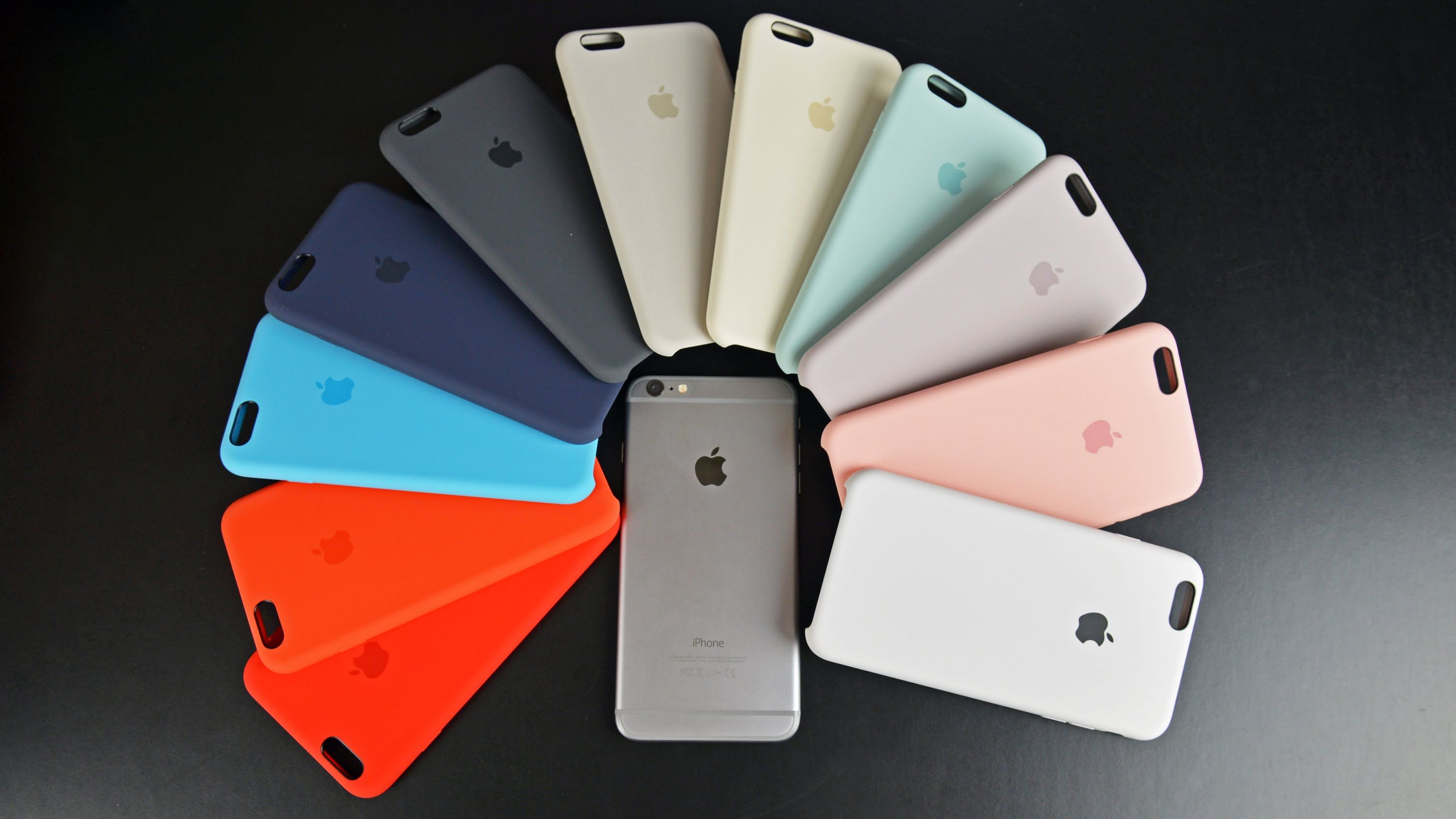 Apple iPhone 6s & 6s Plus Silicone Case (All Colors): Review ...