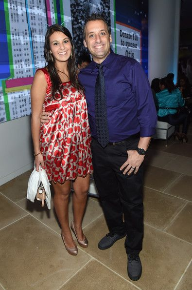 Joe Gatto with cute, Wife Bessy Gatto