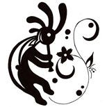 Kokopelli Tattoos & Designs