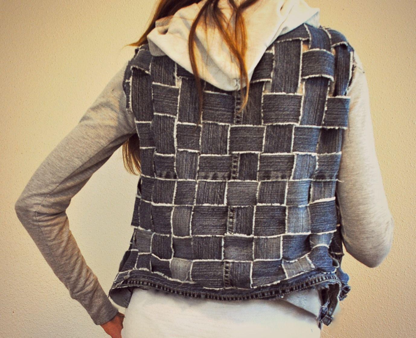 сделать жилет из куртки фото выбор покупателя