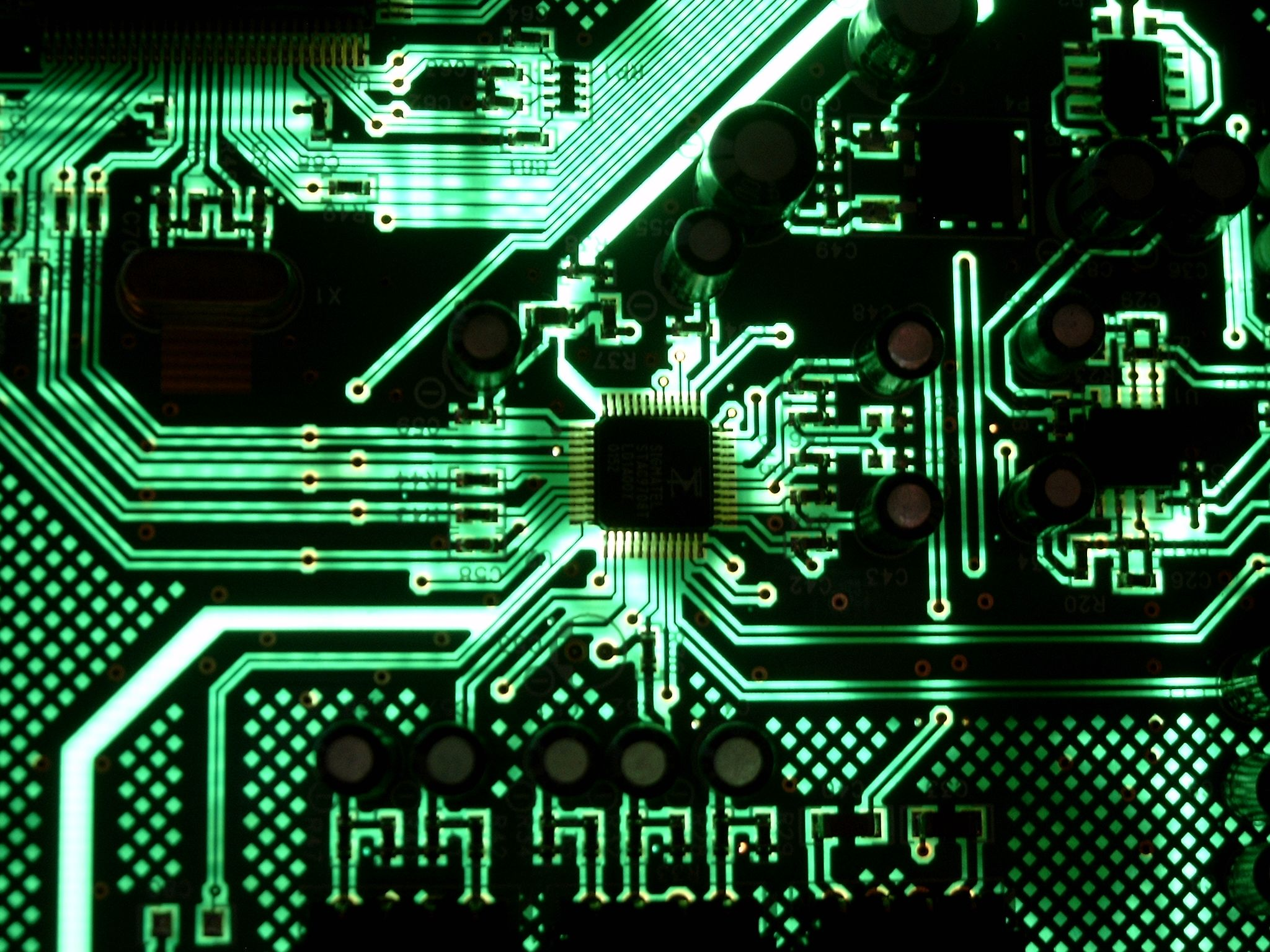 Electrical Engineer Wallpapers High Quality Resolution In 2020 Electronics Wallpaper Electronics Circuit Motherboard