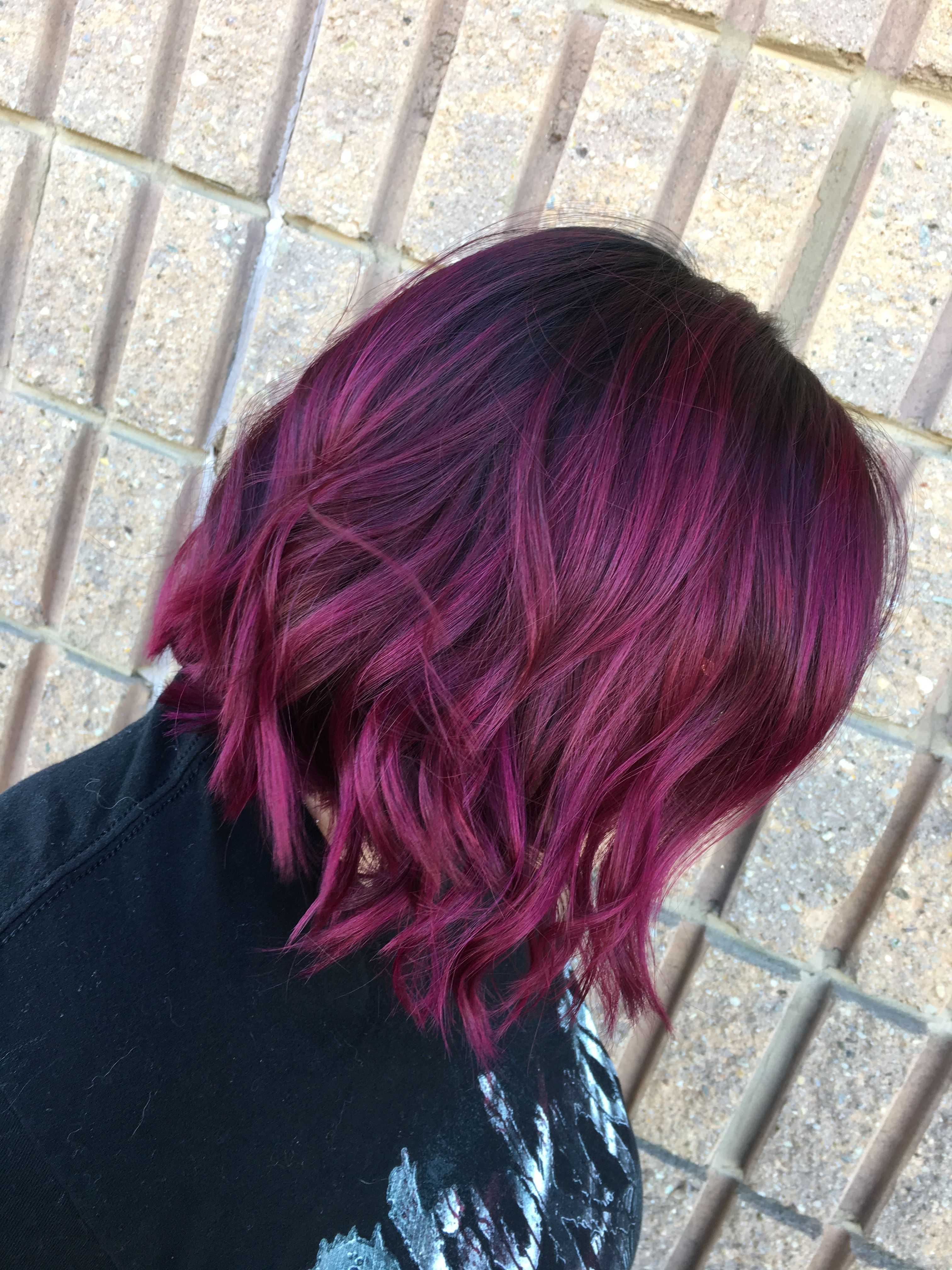 24++ Pink hair with shadow root ideas in 2021