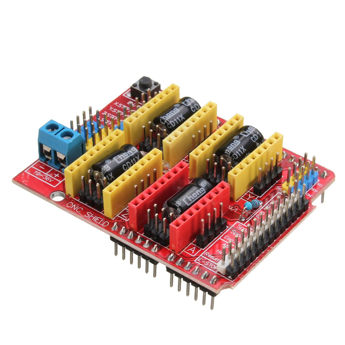 CNC Shield Expansion Board A4988 Driver For Arduino | 3D
