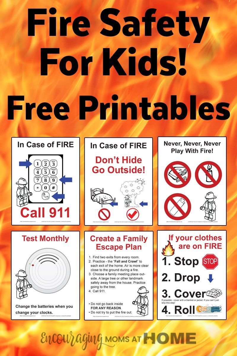 Fire Safety For Kids Plus Free Printable With Lego Theme Fire Safety For Kids Fire Safety Free Free Fire Safety Printables [ 1200 x 800 Pixel ]