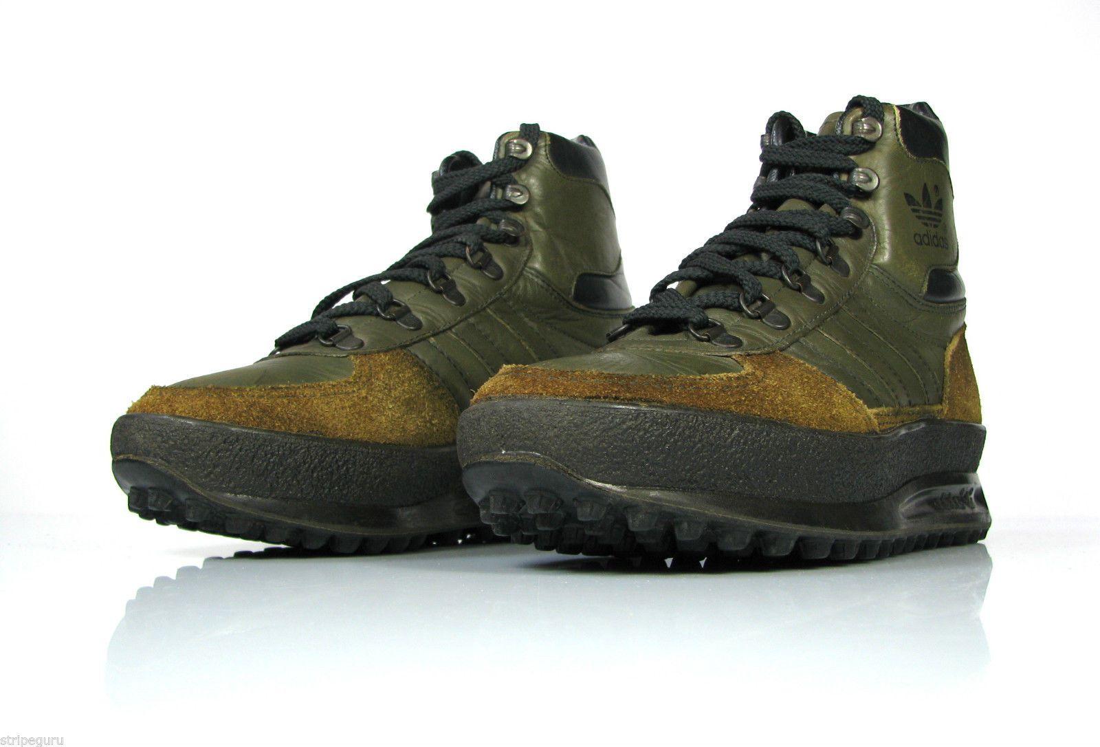 Adidas Vintage 5 Trekking Rare 80s Uk Outdoor Boots Womens Hiking yb76gf