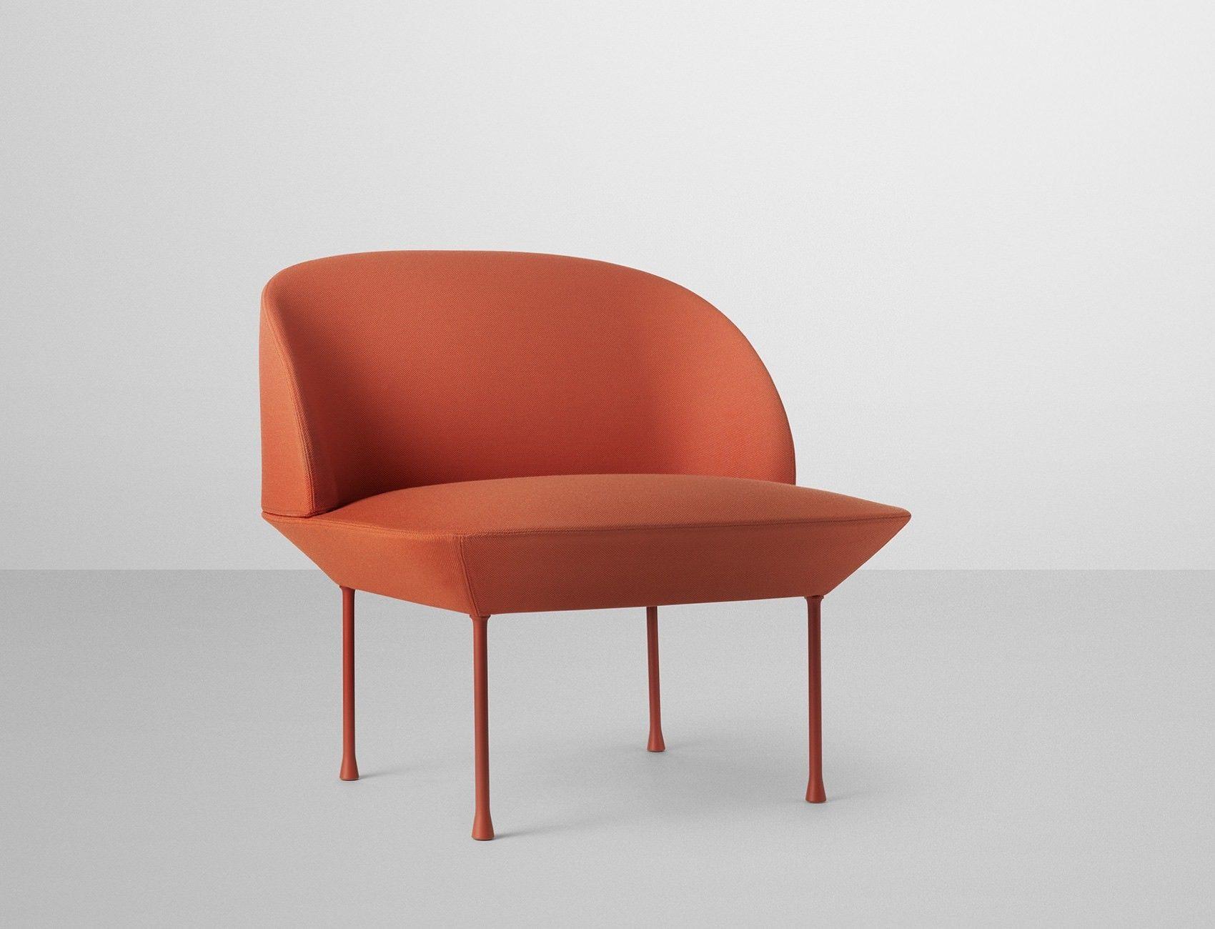 Muuto Oslo Easy Chair Funktion Alley Muuto Furniture Modern