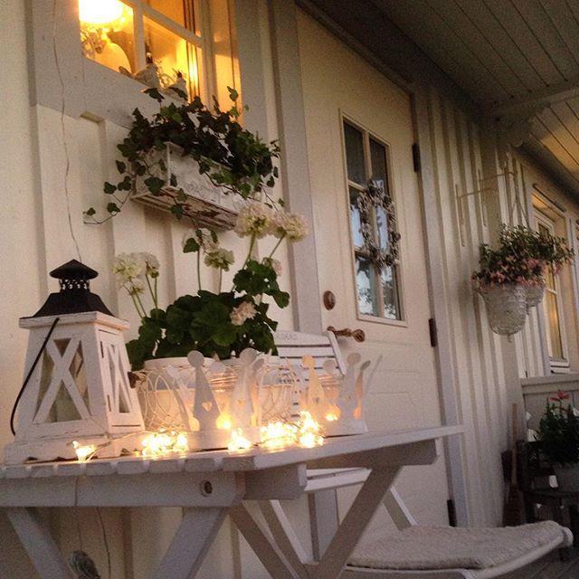 Shabby and charme in svezia a casa di ingela per for Interni di charme
