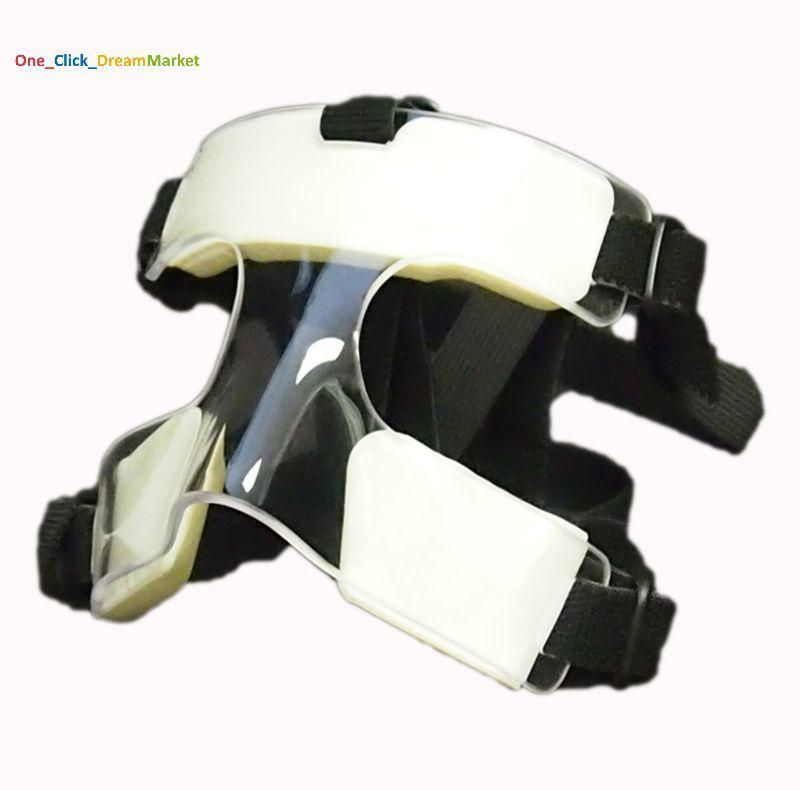Shield Mask Nose Guard Protector Basketball Soccer Broken Face Protective Sports Broken Nose Basketball Scoreboard Pickup Basketball