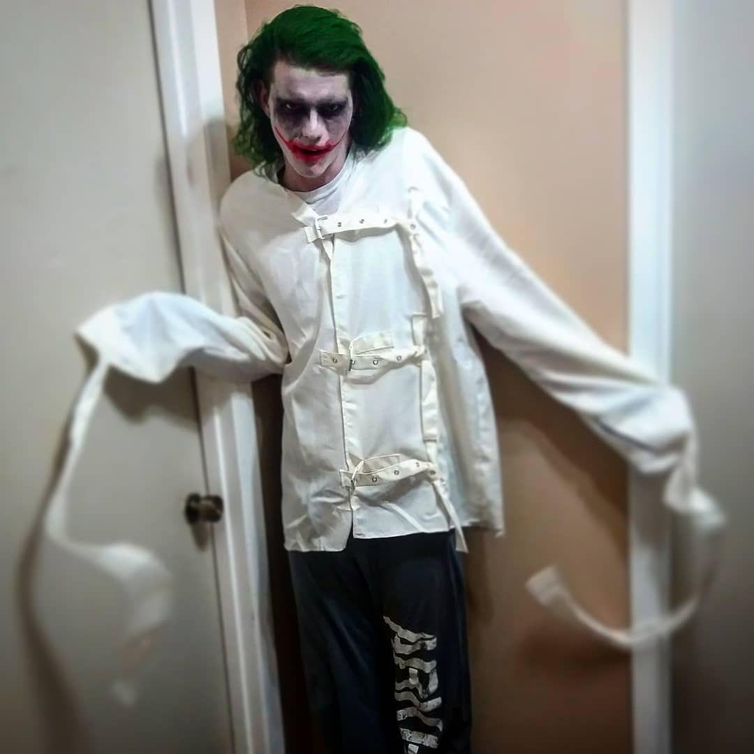 Breaking Out Halloween Arkham Arkhamasylum Joker
