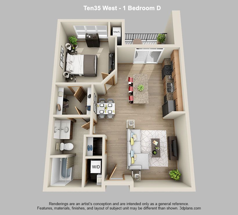 Ten35 West Apartments Verona Wi Verona Apartments Apartment Layout Sims House Apartment
