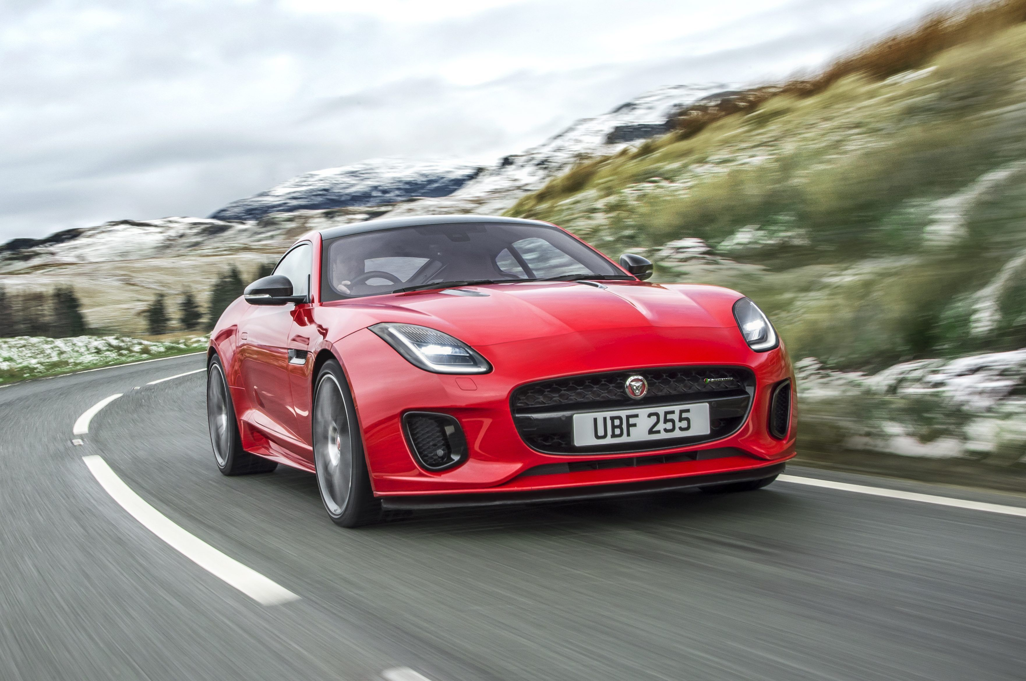 Jaguar F Type Coupé 2.0 Turbo R Dynamic   Https://www
