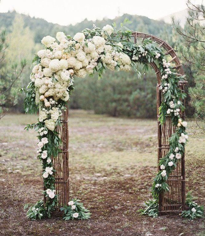 wedding ideas with elegant floral details rustic elegance wedding pinterest kirchliche. Black Bedroom Furniture Sets. Home Design Ideas