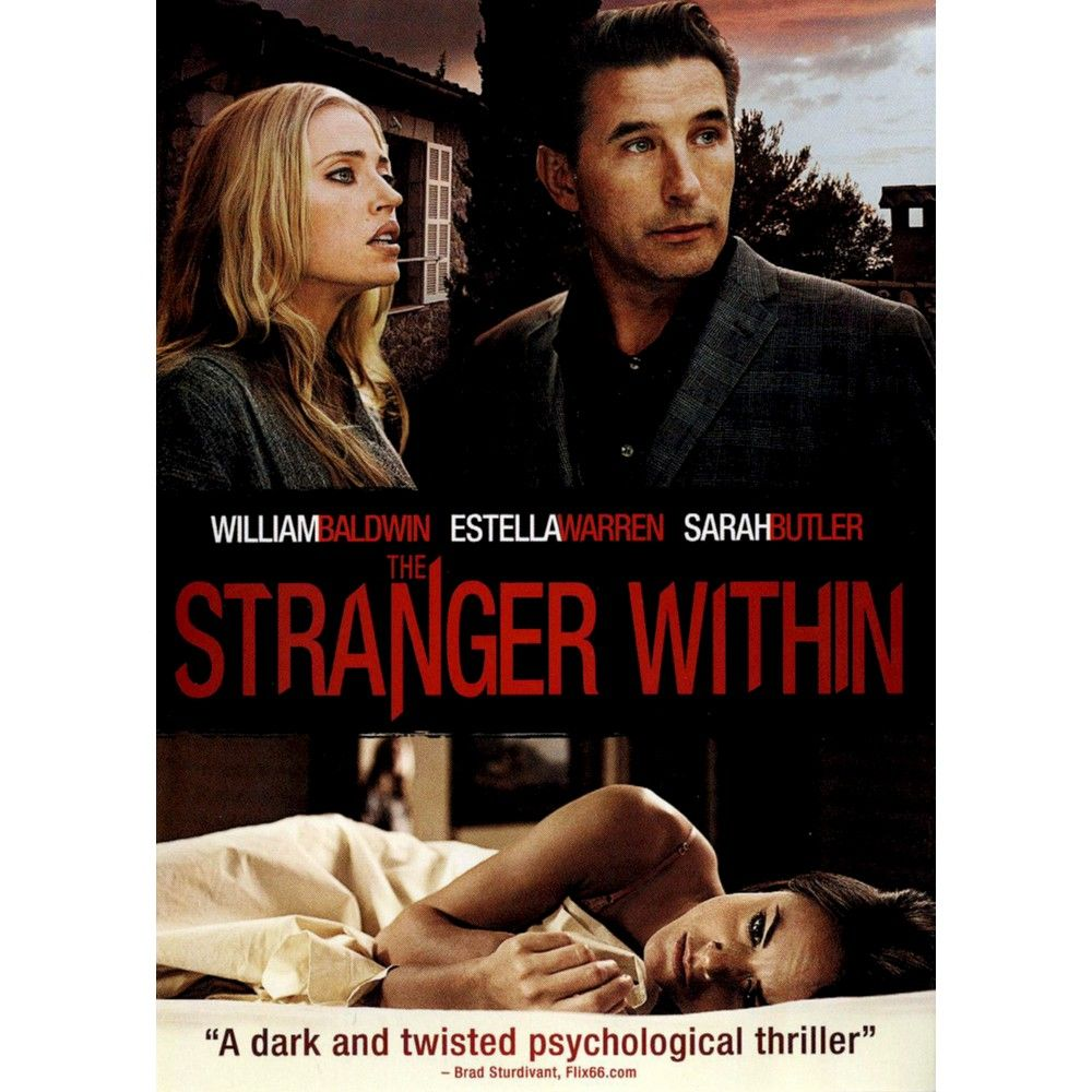 The Stranger Within (DVD) in 2020