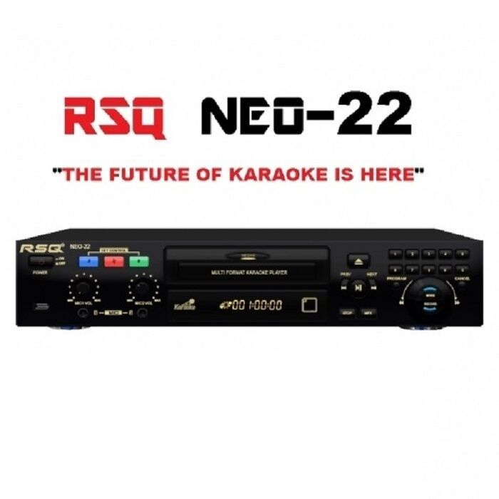 NEQ RSQ NEO 22 PRO KARAOKE MACHINE BLUETOOTH PLAYER 2700 KARAOKE SONGS CDG MP3 $499.0 #weird #nail #art #bestkaraokemachine NEQ RSQ NEO 22 PRO KARAOKE MACHINE BLUETOOTH PLAYER 2700 KARAOKE SONGS CDG MP3 $499.0 #weird #nail #art #karaokeplayer
