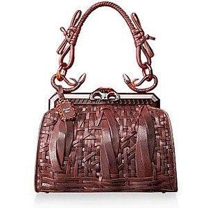 51346f20d7de Dior - Samourai 1947 Woven Bag