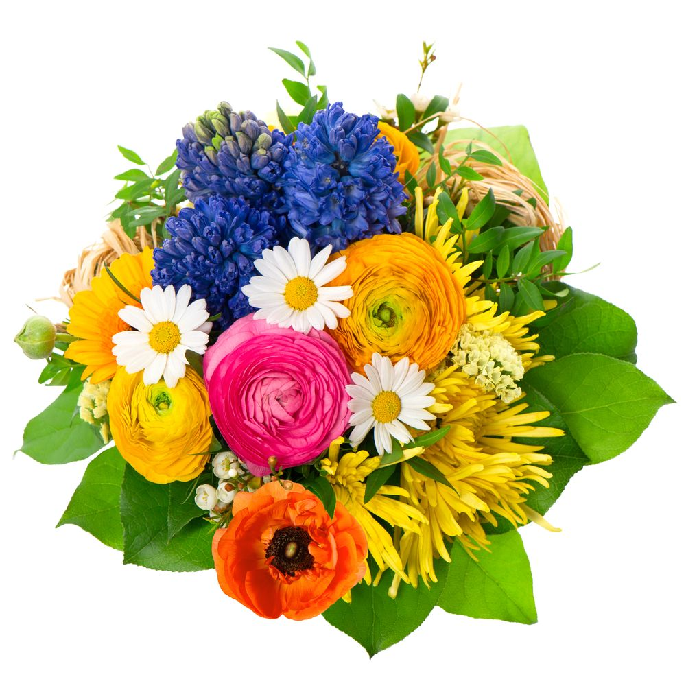 Flower bouquets birthday stock flower images pinterest flowers