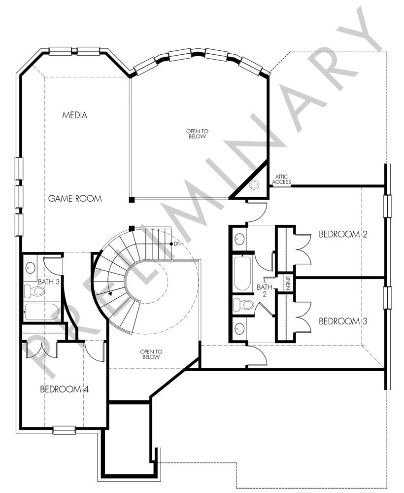 Love This Floorplan And Circular Staircase The Berkeley By Meritage Homes From 365 990 Canyon Falls Dfw Texas Price Floor Plans New House Plans New Homes