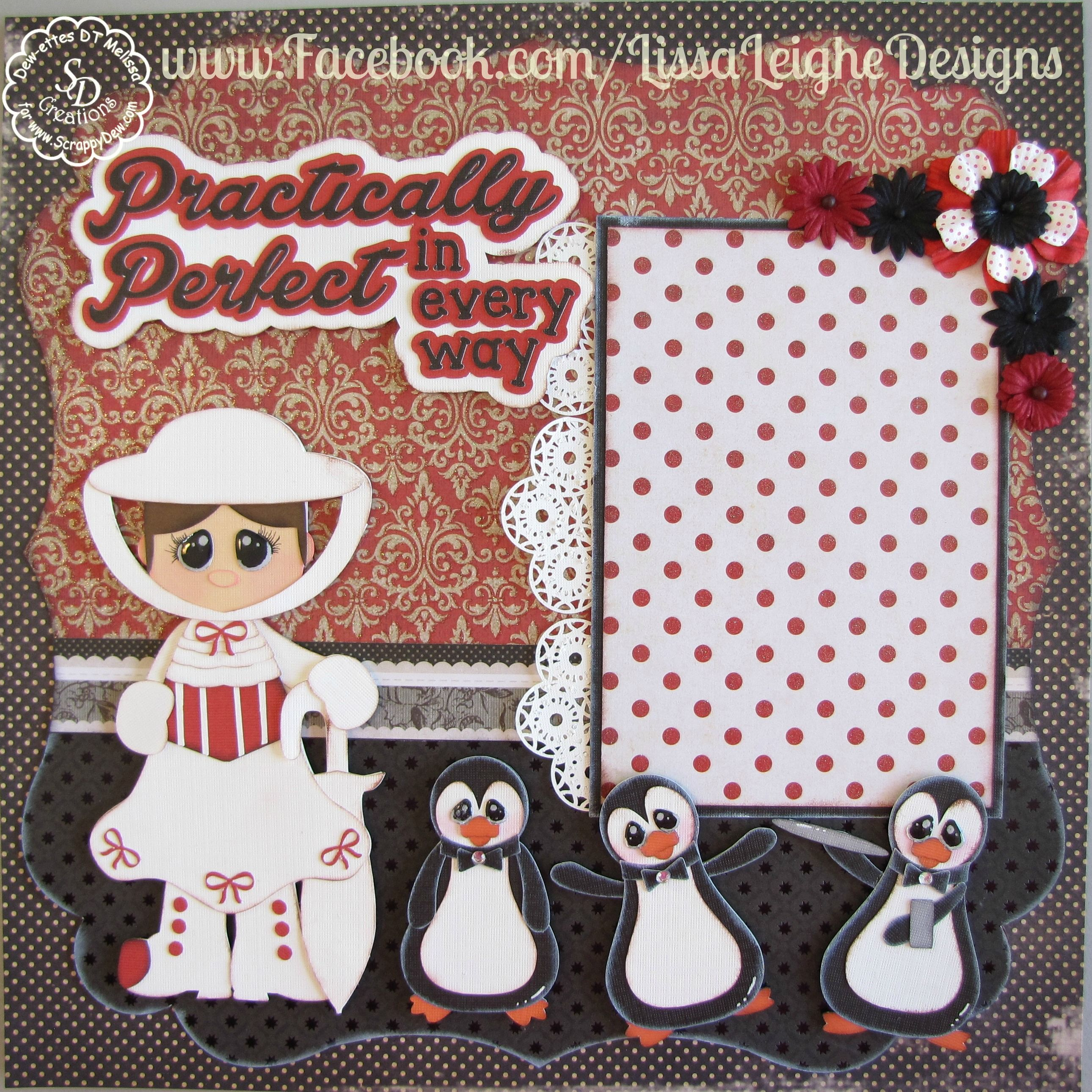 Facebooklissaleighedesigns scrappydew paper piecings facebooklissaleighedesigns scrappydew paper piecings layout mary poppins scrapbooking paper crafts jeuxipadfo Choice Image