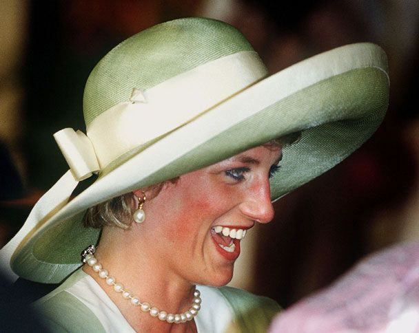 great pic of Diana!