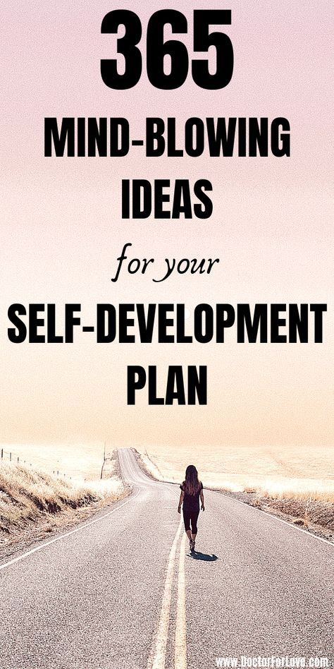 Need fresh ideas for your self-development plan? Here are 365 fresh self-improvement ideas to add to your