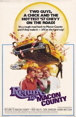Regreso Al Condado De Macon 1975 Filmaffinity Poster De Peliculas Titulos Originales Banda Sonora