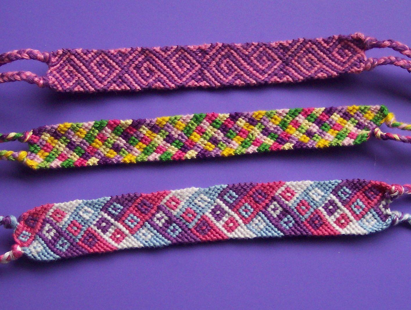 Friendship Bracelets  Friendship_bracelets_15_by_panther01228g