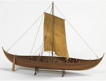 Viking Ship Drakkar Langskip Viking Age Longship With Dragon