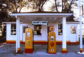 Pin On Old Gas Stations