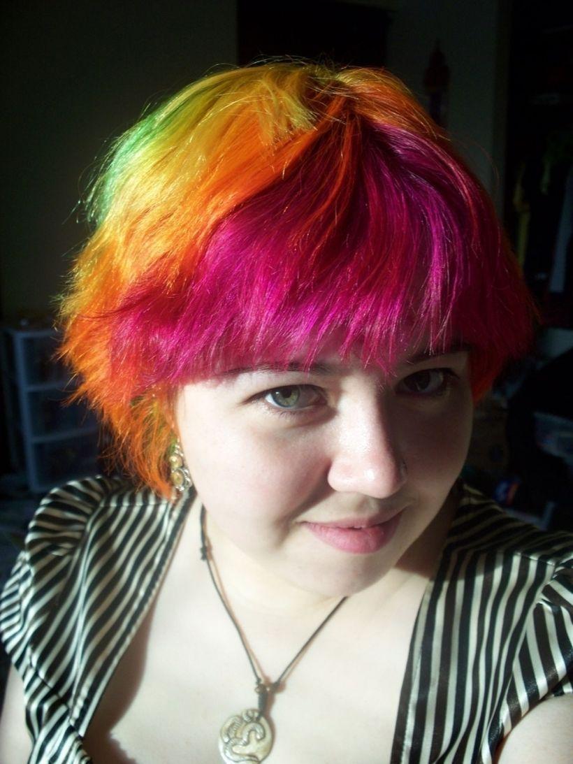 100 Crazy Hair Colour Ideas For Short And Medium Hair Https