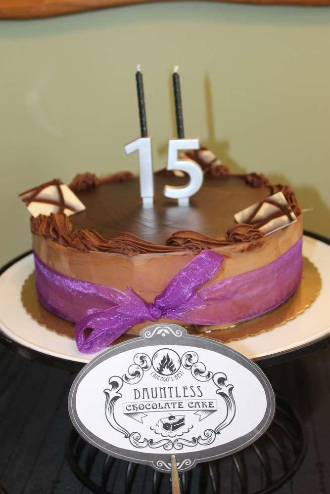 Divergent Birthday Party Ideas Divergent Birthday Divergent And