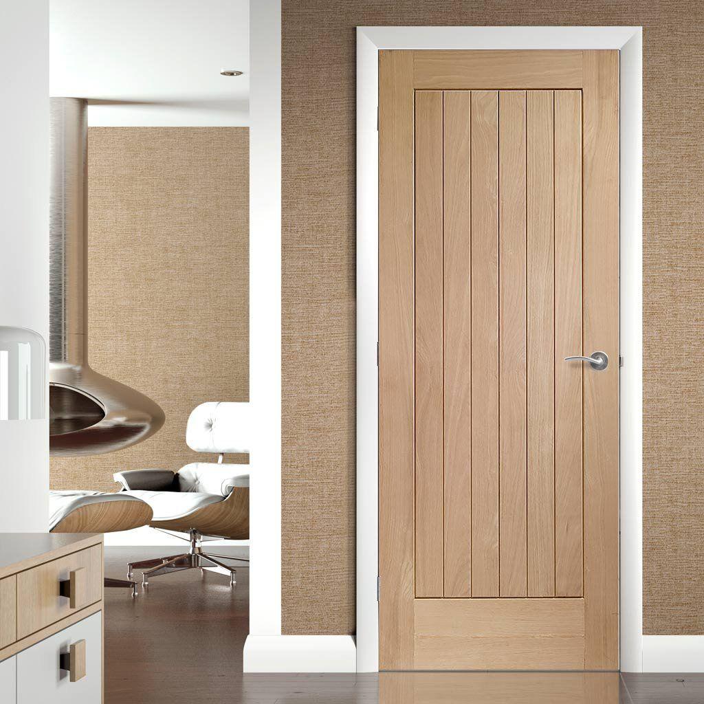 Simpli Door Set Suffolk Oak Door Vertical Lining Prefinished Oak Fire Doors Flush Doors Oak Doors