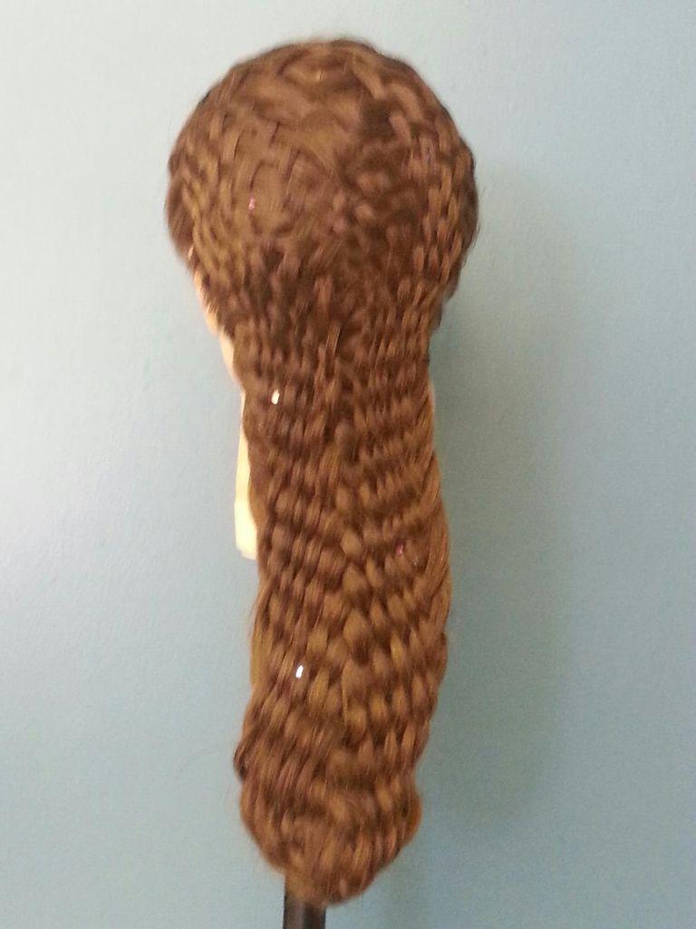 My Basket Weave Braid
