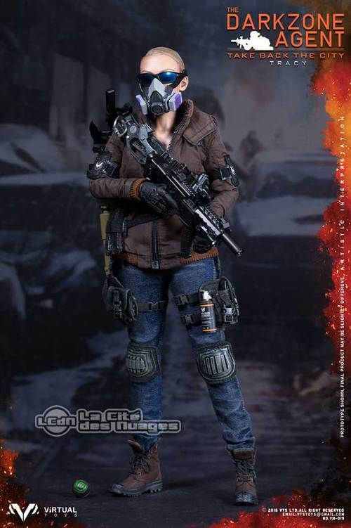 tom clancy op center dark zone