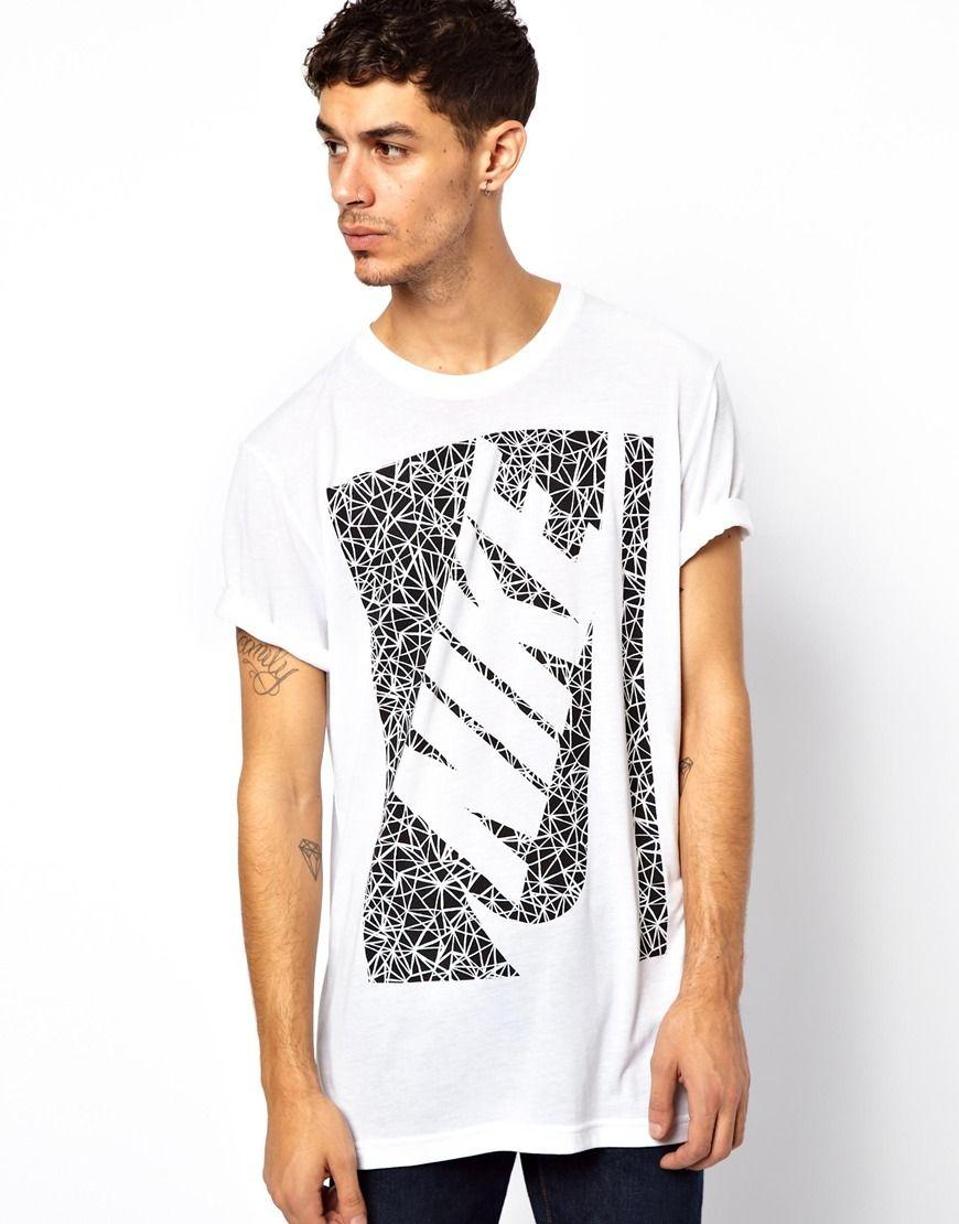 Nike T-Shirt With Shattered Logo at asos.com e1de60d6a21cc