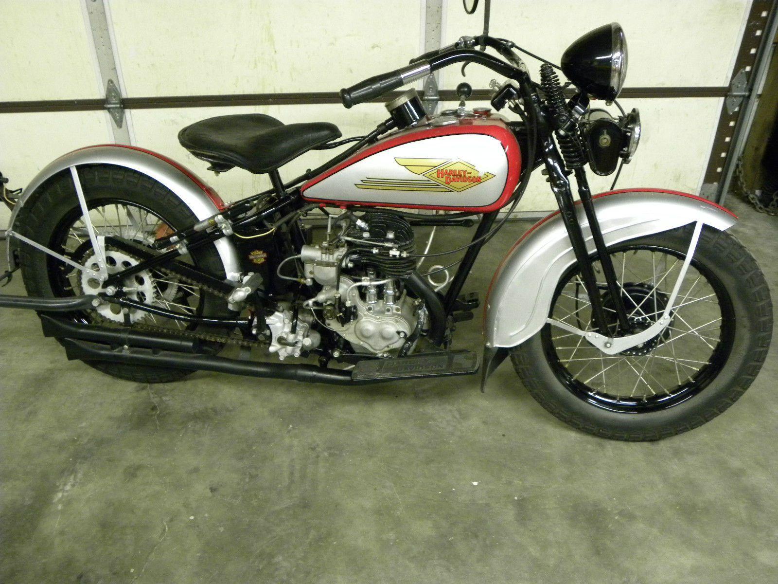One Year Only 1934 Harley Davidson Cb 500 Harley Harley Davidson Vintage Harley Davidson