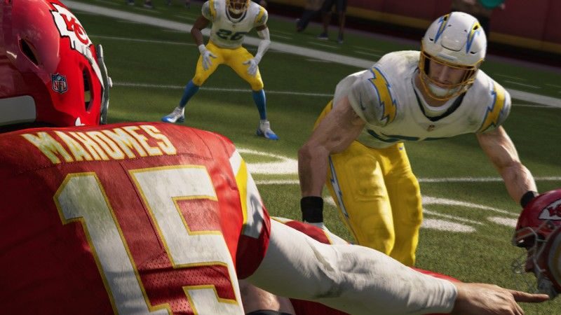 Madden 21 Shows Off Some Of Its Gameplay Moves