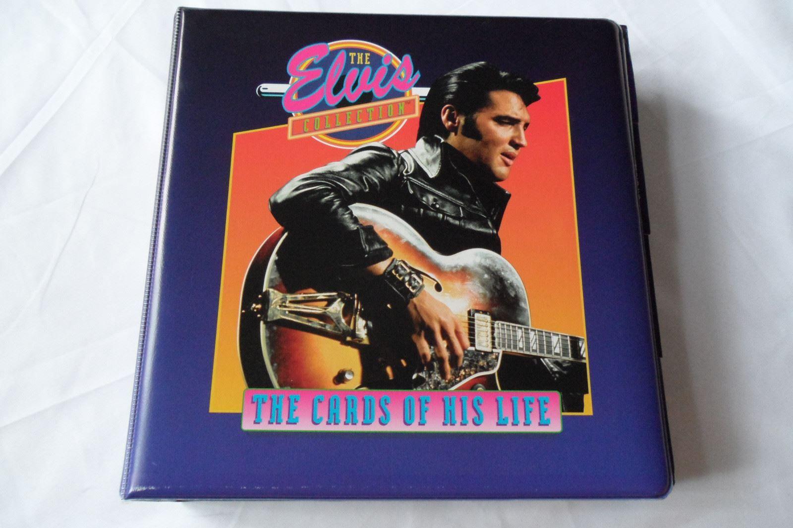 Elvis Collector Cards I Love Elvis Elvis Collectors Collector