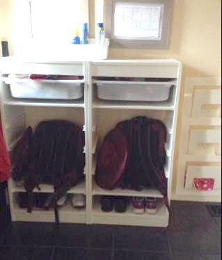 24 Reader School Bag Nooks. Bag StorageLunchbox IdeasOrganization ...