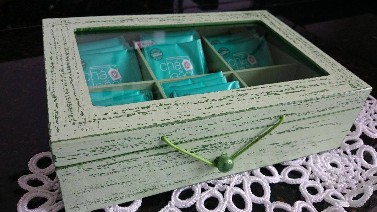 0222 Caixa Chá