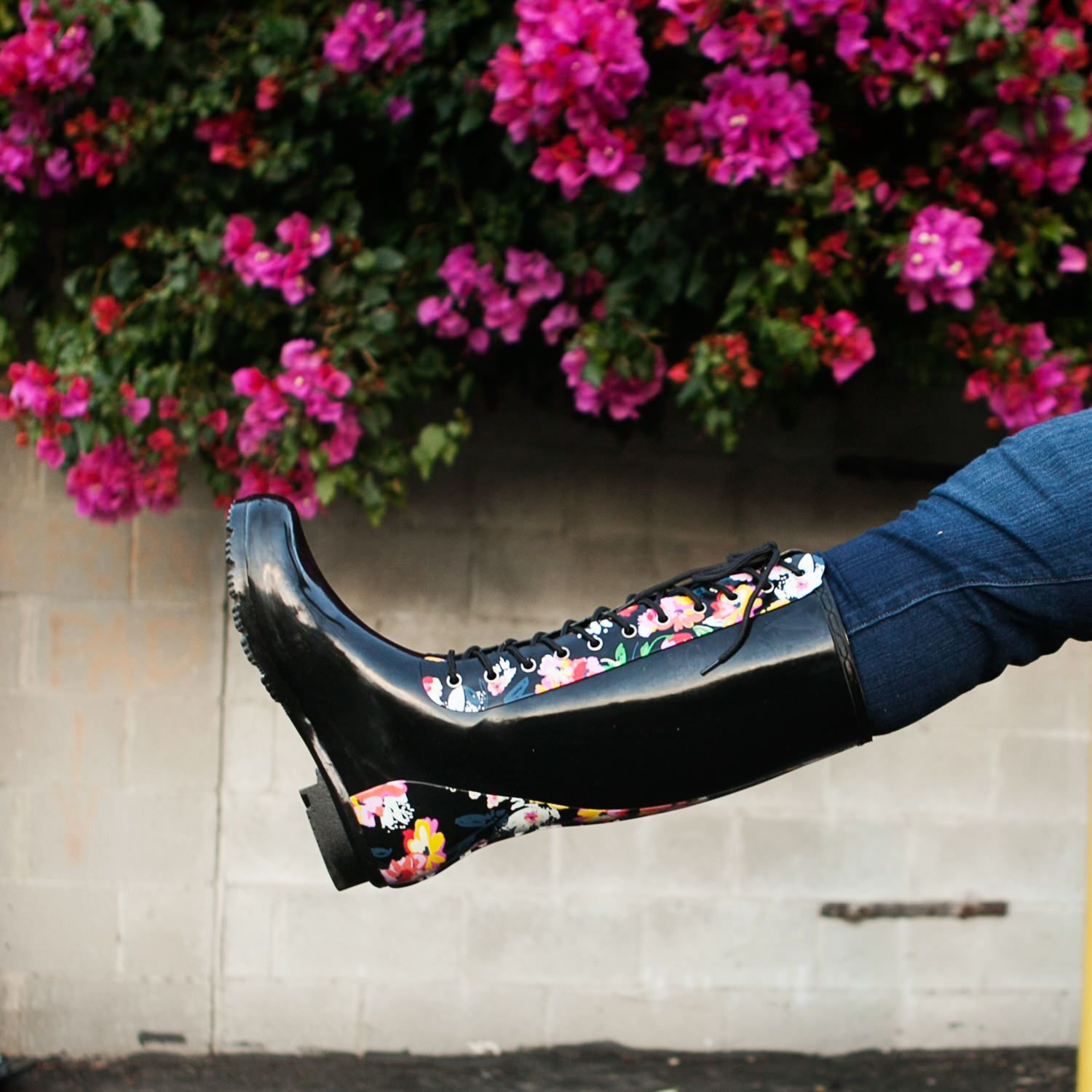 Looking For Floral Rain Boots These Adorable Printed Rain