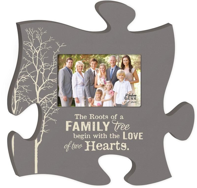 Scripture Gifts Puzzle Piece Picture Quot Family Roots