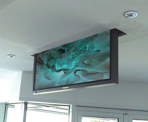 Robot Check Tv Lift Mechanism Tv In Bedroom Hidden Tv